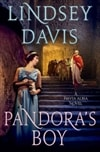 Pandora's Boy | Davis, Lindsey | Signed First Edition Book