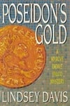 Davis, Lindsey | Poseidon's Gold | Signed First Edition Book