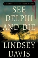 See Delphi and Die | Davis, Lindsey | Signed First Edition Book