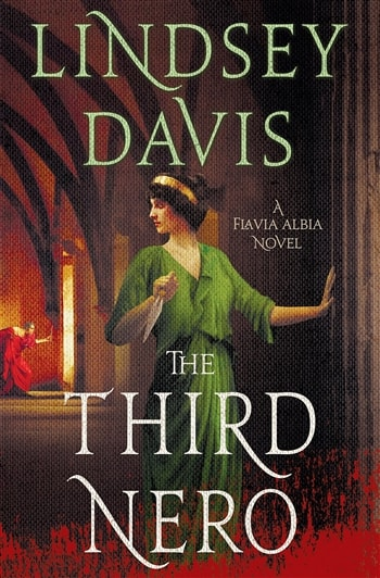 The Third Nero by Lindsey Davis
