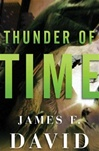 David, James F. - Thunder of Time (Signed First Edition)