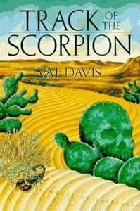Track of the Scorpion | Davis, Val | First Edition Book