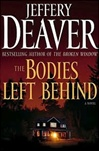 Deaver, Jeffery - Bodies Left Behind, The (Signed First Edition)
