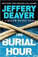 Burial Hour, The | Deaver, Jeffery | Signed First Edition Book