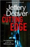 Deaver, Jeffery | Cutting Edge | Signed First UK Edition Book