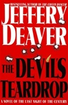 Devil's Teardrop, The | Deaver, Jeffery | First Edition Book