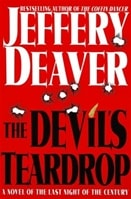Devil's Teardrop, The | Deaver, Jeffery | First Edition Thus Book