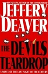 Devil's Teardrop, The | Deaver, Jeffery | Signed First Edition Book