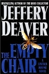 Deaver, Jeffery | Empty Chair, The | Signed First Edition Book