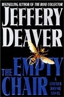Empty Chair, The | Deaver, Jeffery | Signed First Edition Book