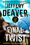 Deaver, Jeffery | Final Twist, The | Signed First Edition Book
