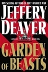 Deaver, Jeffery - Garden of Beasts (Signed First Edition)