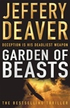 Garden of Beasts | Deaver, Jeffery | Signed First Edition UK Book