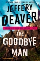 Deaver, Jeffery | Goodbye Man, The | Signed First Edition Book