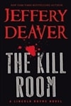 Deaver, Jeffery | Kill Room, The | Signed Book Club Edition