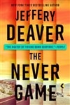 Deaver, Jeffery | Never Game, The | Signed First Edition Copy