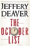 October List, The | Deaver, Jeffery | Signed First Edition Book