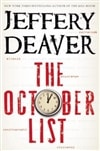 Deaver, Jeffery | October List, The | First Edition Book