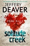 Deaver, Jeffery | Solitude Creek | Signed First UK Edition Book