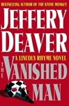 Vanished Man, The | Deaver, Jeffery | Signed First Edition Book