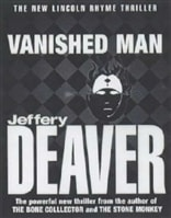 Vanished Man, The | Deaver, Jeffery | Signed First Edition UK Book