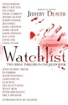 Watchlist | Deaver, Jeffery (Editor) | Signed First Edition Book