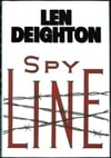 Spy Line by Len Deighton | Signed First Edition Book