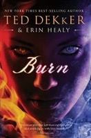 Burn | Dekker, Ted | Signed First Edition Book