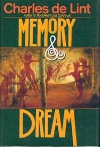 Memory and Dream | de Lint, Charles | Signed First Edition Book