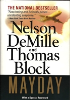 Mayday | DeMille, Nelson (with Thomas H. Block) | Double-Signed Book Club Edition Book