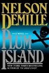 DeMille, Nelson | Plum Island | Signed First Edition Book