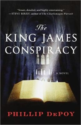 The King James Conspiracy by Phillip DePoy