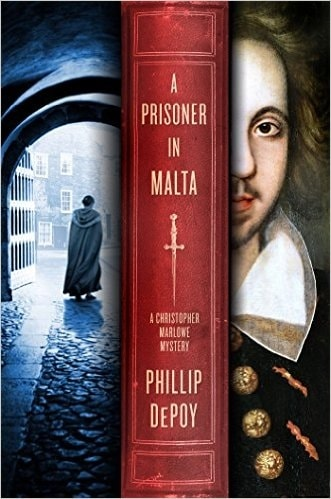 A Prisoner in Malta by Phillip DePoy