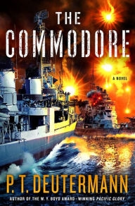 The Commodore by P.T. Deutermann