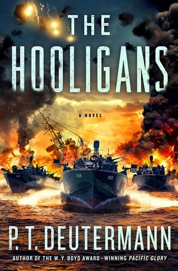 The Hooligans by P.T. Deutermann