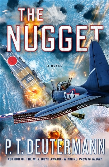 The Nugget by P.T. Deutermann