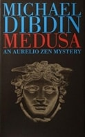 Medusa | Dibdin, Michael | Signed First Edition UK Book