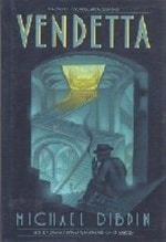 Vendetta | Dibdin, Michael | Signed First Edition Book