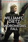 Andromeda's Fall | Dietz, William C. | Signed First Edition Book