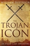 Trojan Icon, The | Dietrich, William | Signed First Edition Trade Paper Book