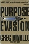Dinallo, Greg | Purpose of Evasion | Signed First Edition Book