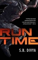 Run Time | Divya, S.B. | First Edition Trade Paper Book
