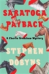 Saratoga Payback | Dobyns, Stephen | Signed First Edition Book