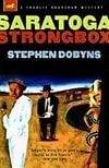 Saratoga Strongbox | Dobyns, Stephen | Signed First Edition Book