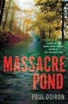 Doiron, Paul | Massacre Pond | Signed First Edition Trade Paper Book