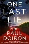 Doiron, Paul | One Last Lie | Signed First Edition Book