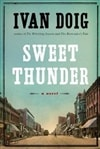 Doig, Ivan | Sweet Thunder | Signed First Edition Book