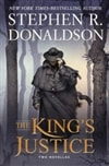 The King's Justice by Stephen R. Donaldson (Signed First Edition)