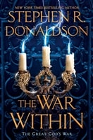 Donaldson, Stephen R. | War Within, The | Signed First Edition Copy