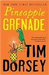 Pineapple Grenade | Dorsey, Tim | Signed First Edition Book